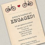Funny Engagement Party Invitation Wording