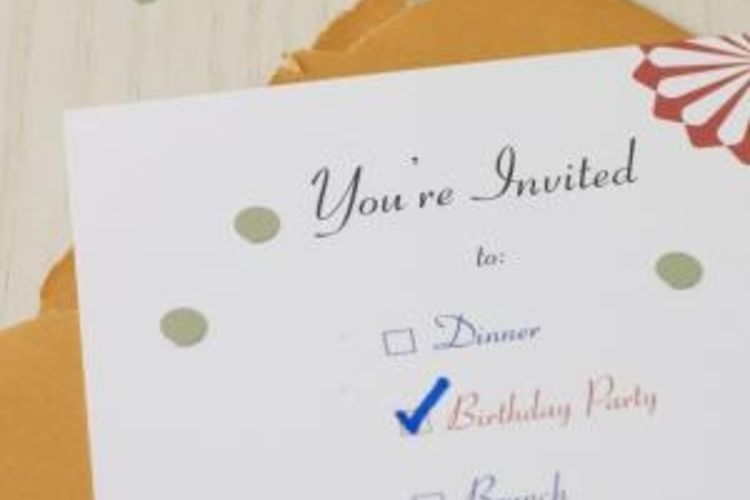 Funny Facebook Birthday Invitation Wording