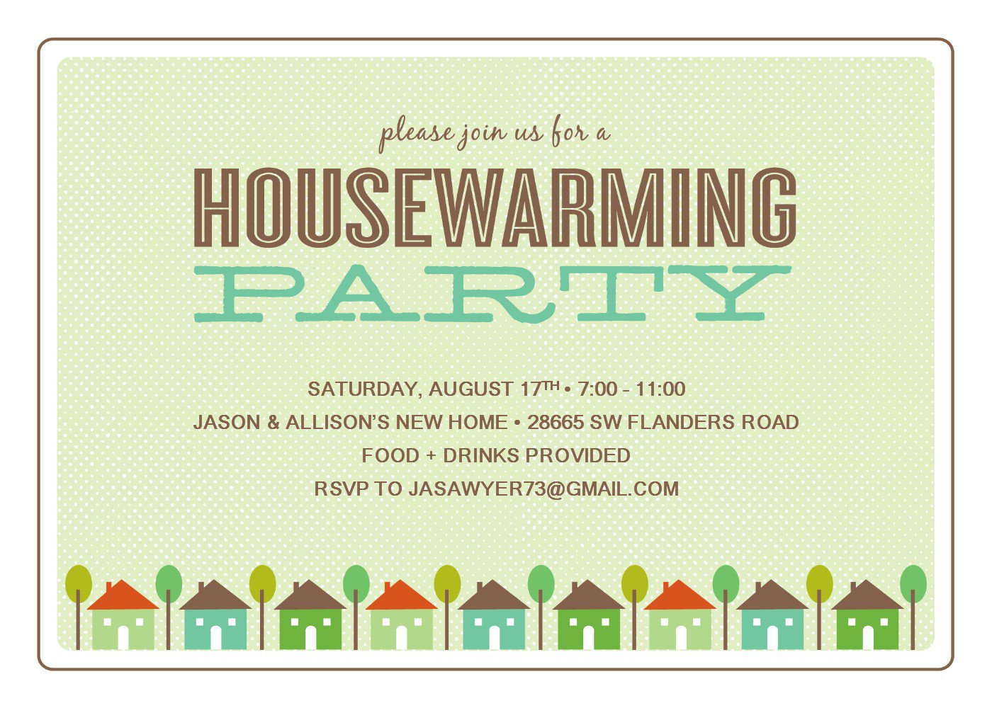 House Warming Party Invitation – Funny Housewarming Party Invitations