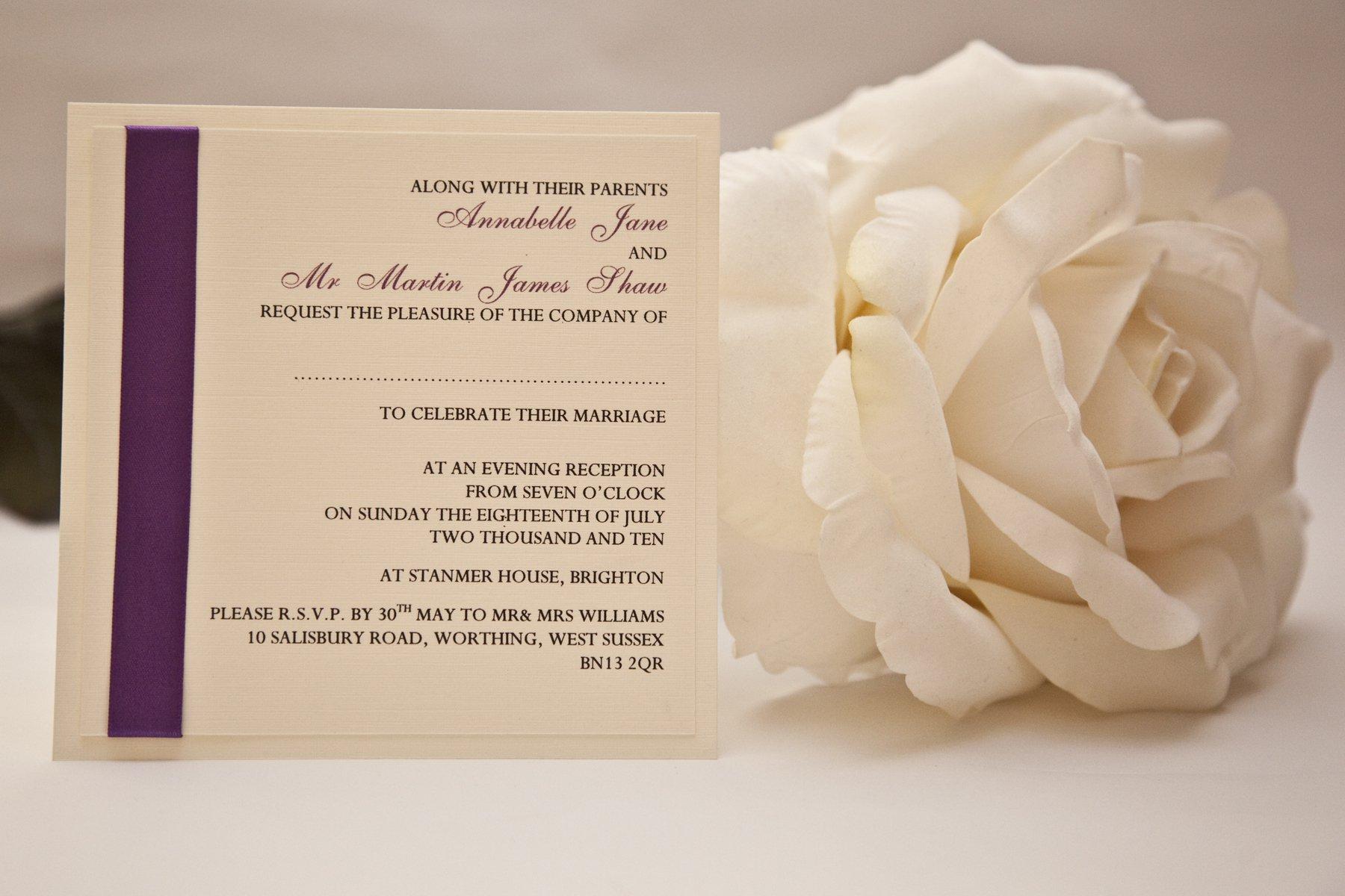 Funny Wedding Anniversary Invitations Wording