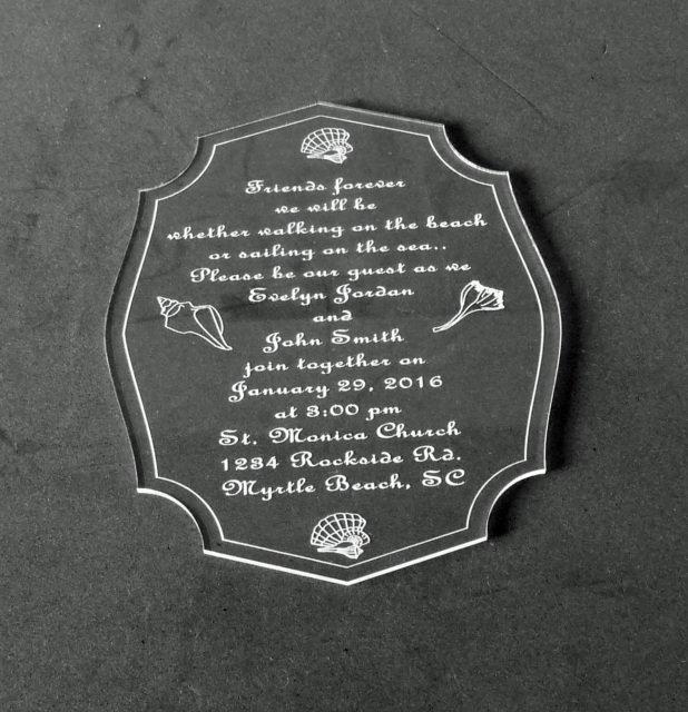 Generic Christian Wedding Invitations