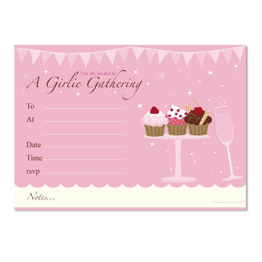 Generic Invitation Templates