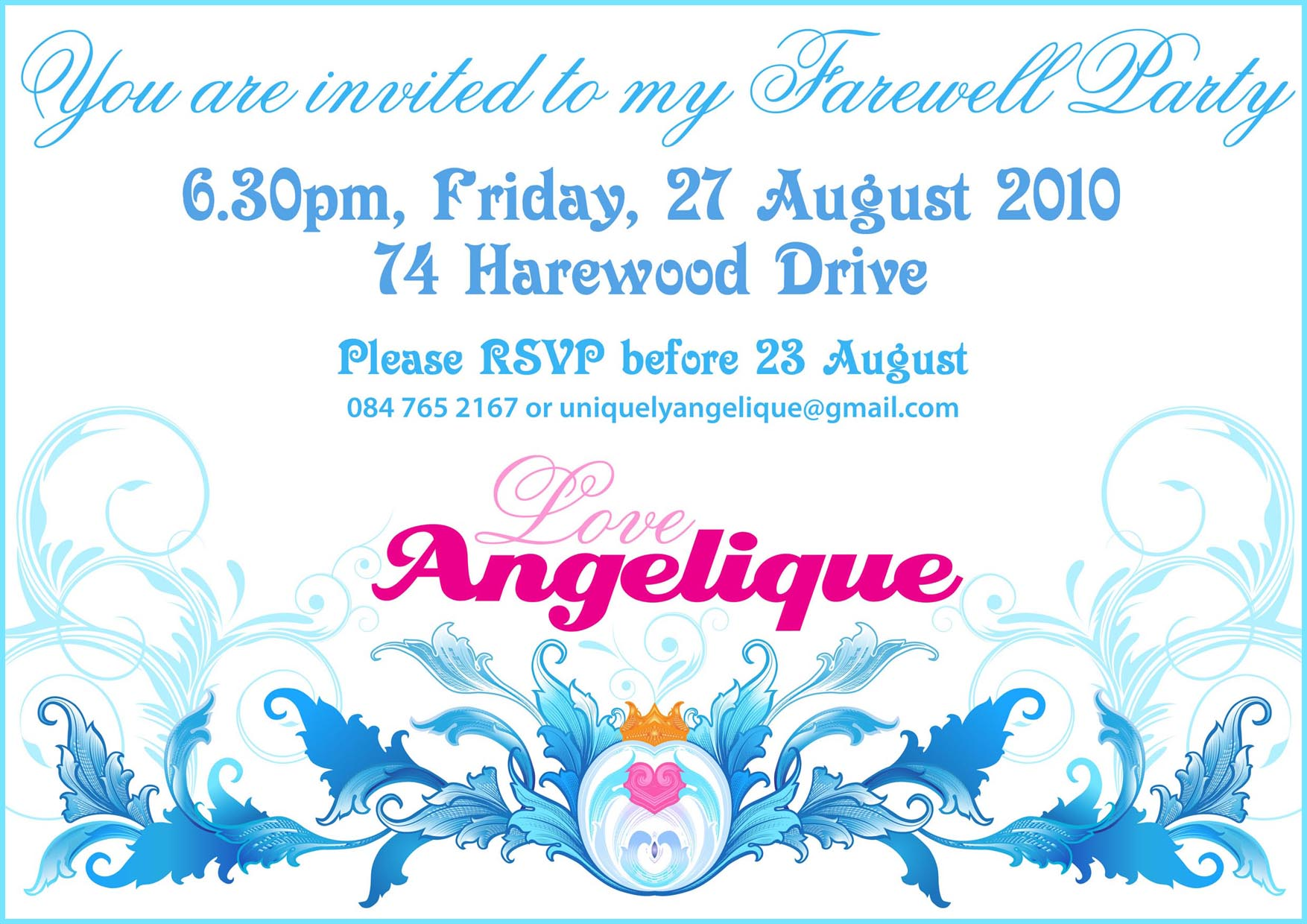 Going Away Party Quotes – Farewell Party Invitation Quotes