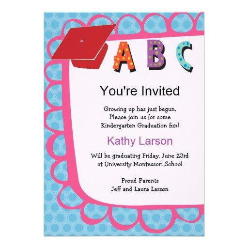 Graduation Invitation Envelope Size