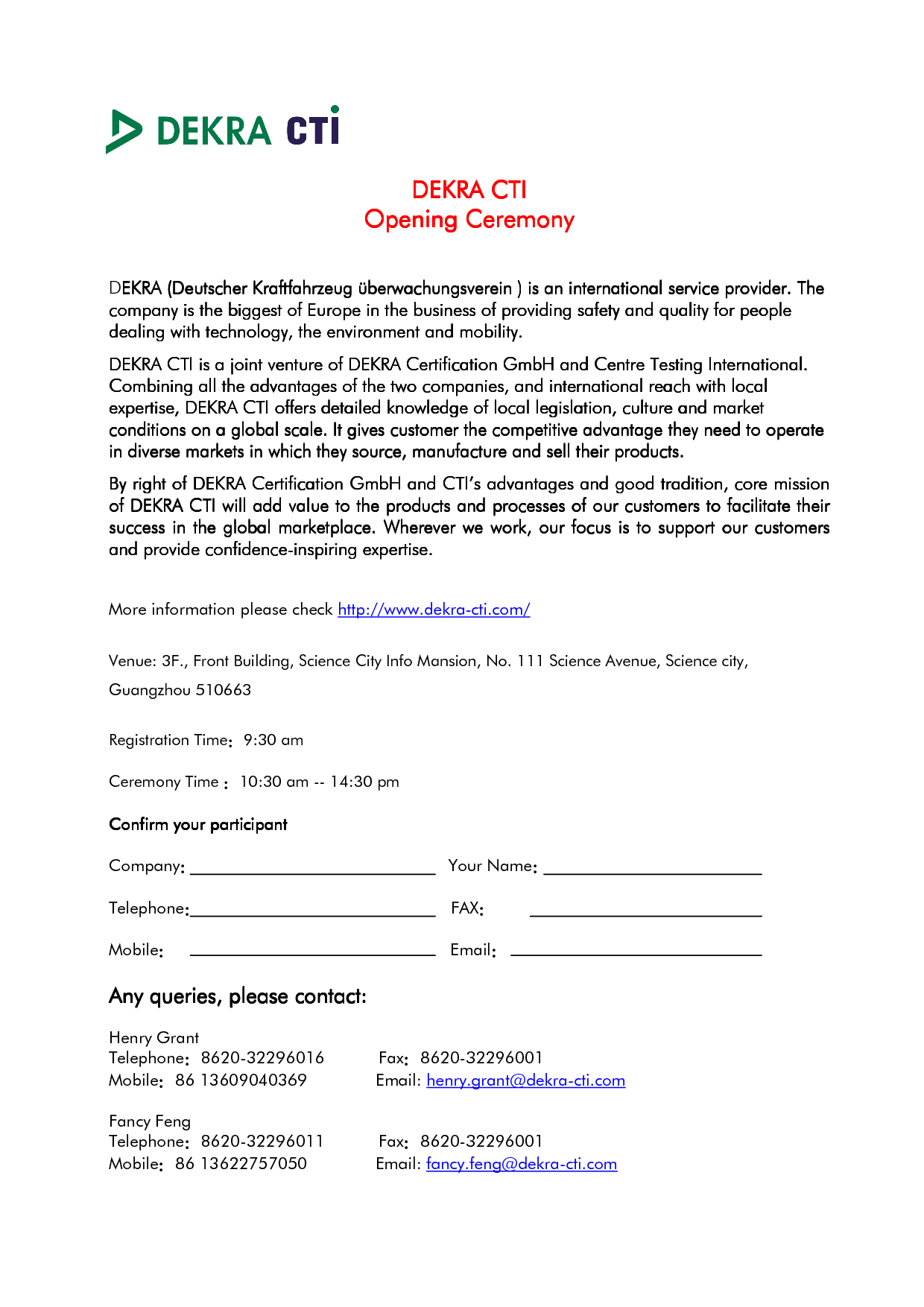 Grand Opening Invitation Letter