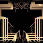great gatsby prom invitations. Black Bedroom Furniture Sets. Home Design Ideas