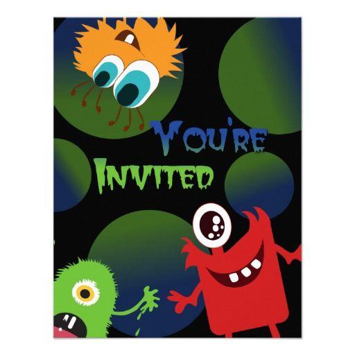 Halloween Sleepover Invitation Wording