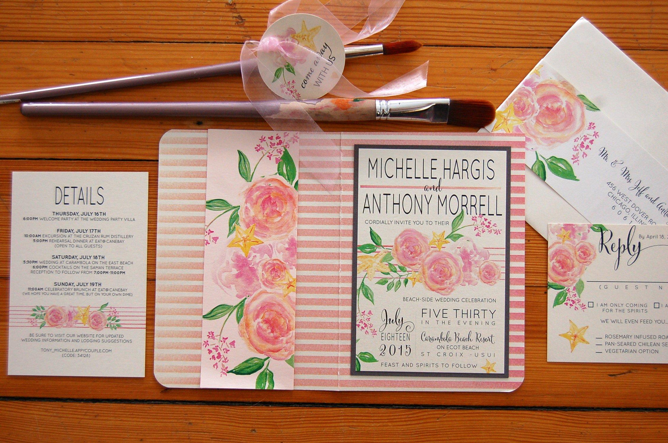 Hand Addressed Wedding Invitations Cost