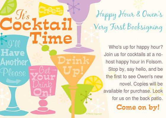 Happy Hour Invitations Free
