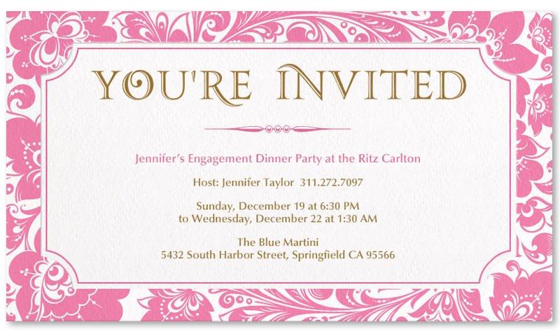 Hello Kitty Evite Invitations