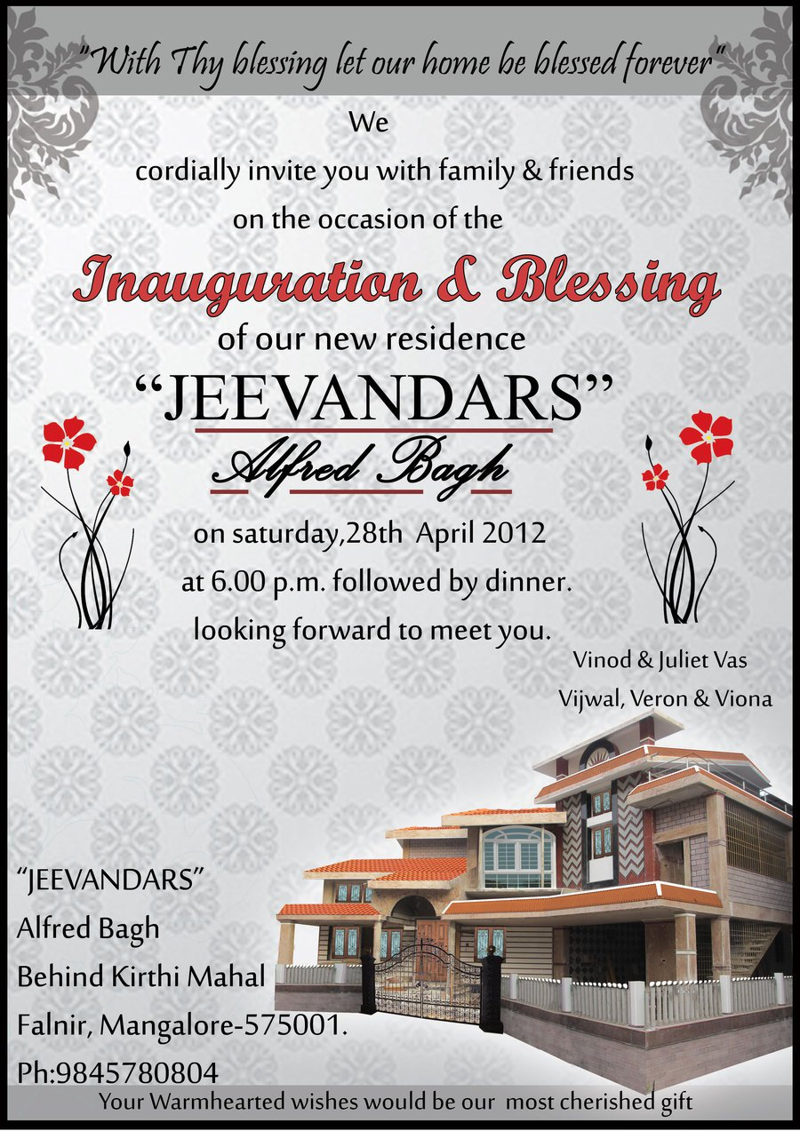 house warming invitation templates - Gidiye.redformapolitica.co
