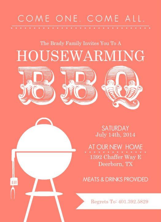 Housewarming Party Invitations Printable Free