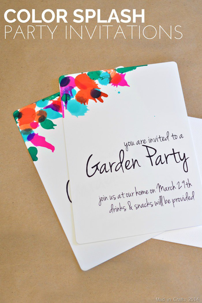 Hp Party Invitations