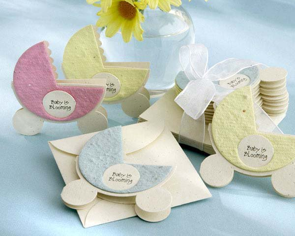 Ideas For Baby Shower Invitations Homemade