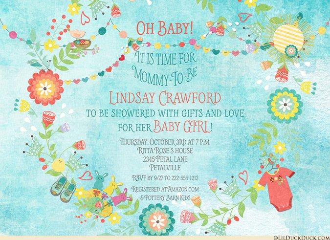 Ideas For Birthday Invitation Cards