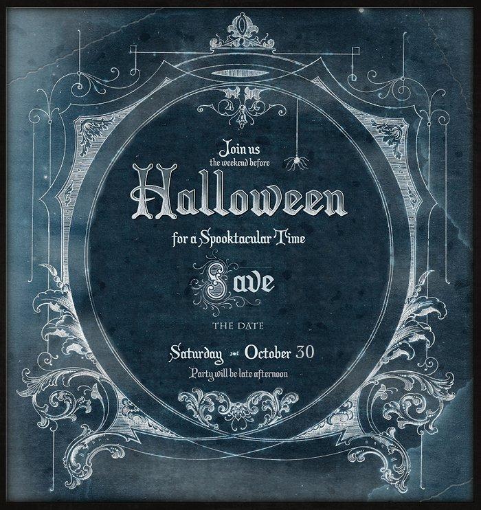 Ideas Halloween Invitations