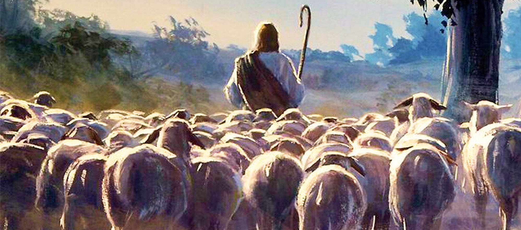 Invitation From Jesus Christ