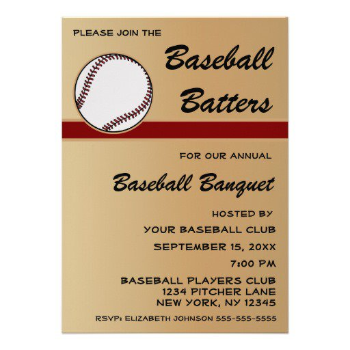 Invitation Text Templates
