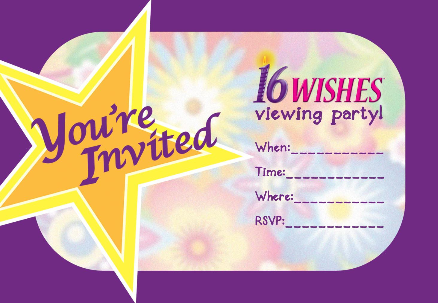 Invitation Text Templates Free