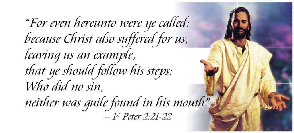 Invitation To Jesus Christ