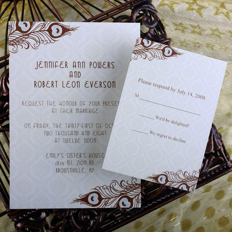 Invitations By A Indian