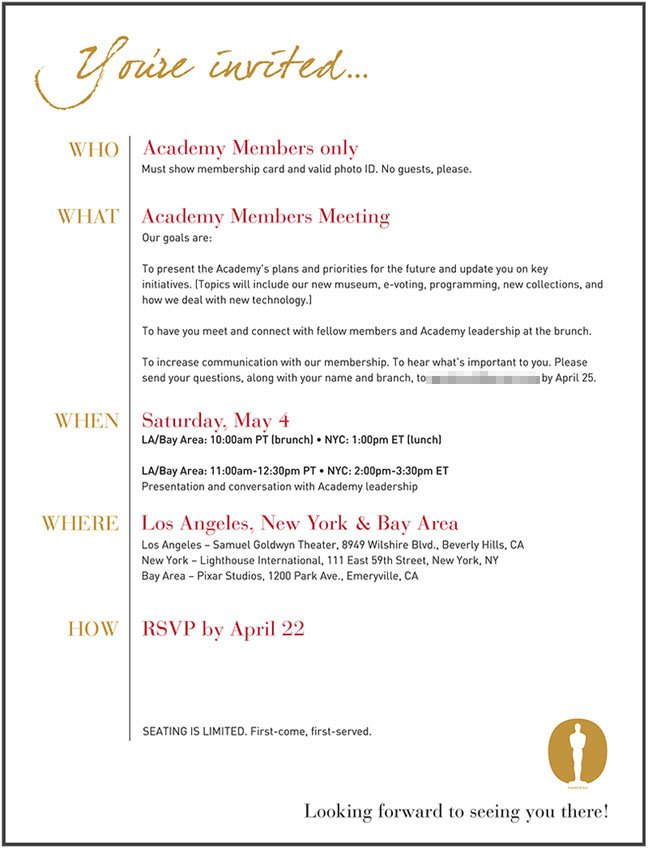 Invitations For Luncheon Meetings