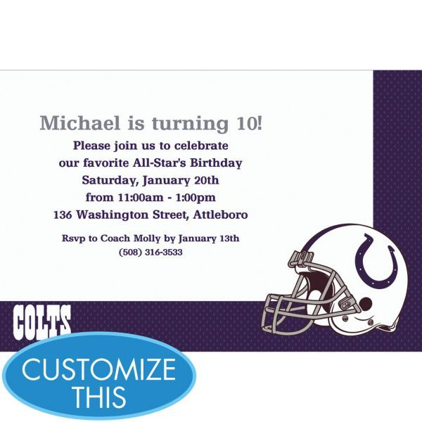 Invitations Indianapolis