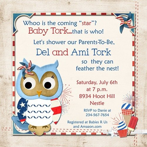 Joint Baby Shower Invitation Wording