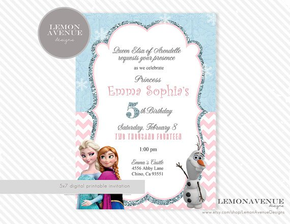 Kodak Birthday Invitations