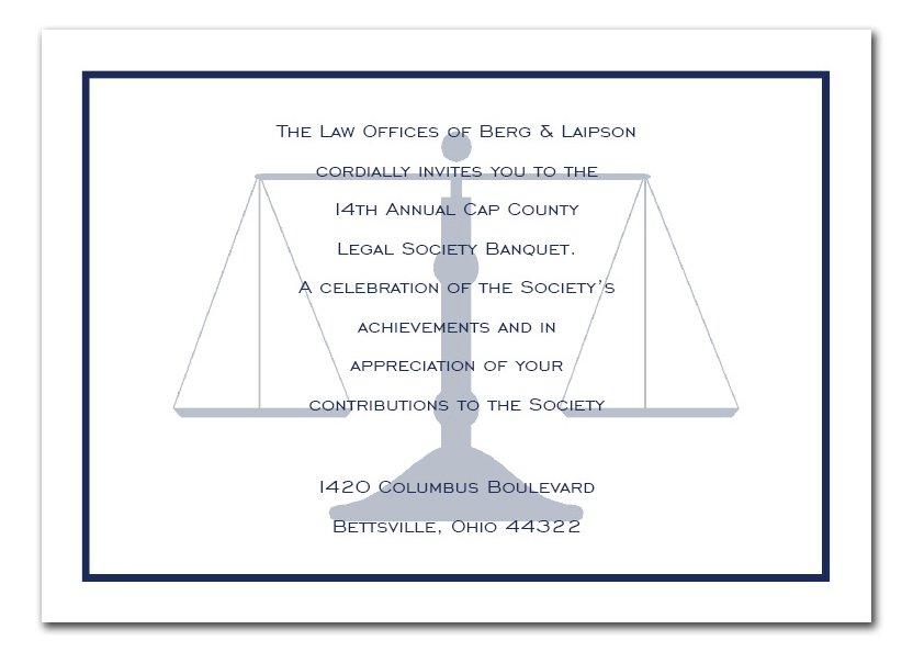 Law School Graduation Party Invitation Wording