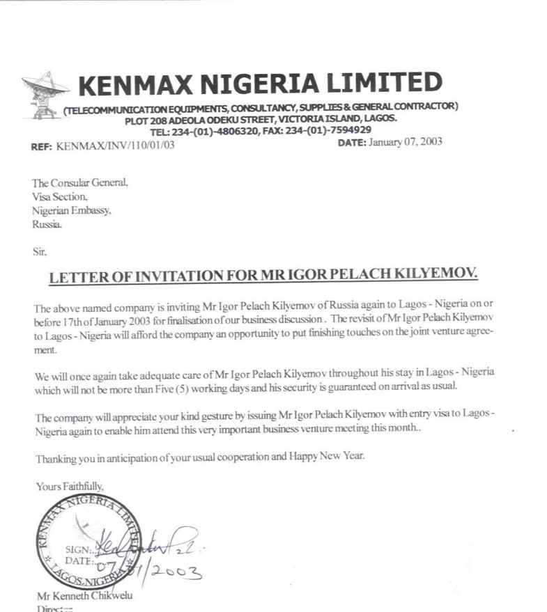 letter of invitation to nigeria format letter declining an invitation 25709 | letter declining an invitation to speak