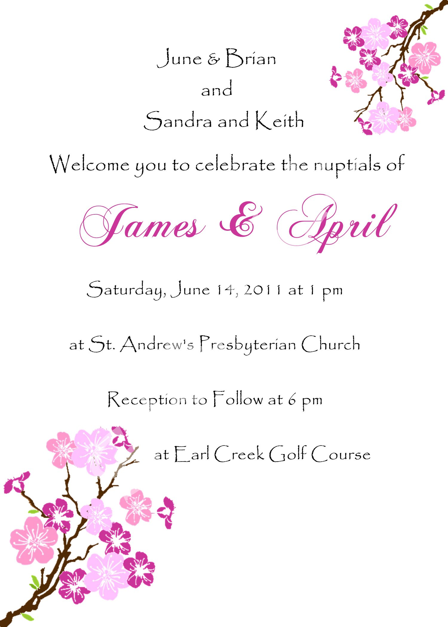 Cheap Wedding Invitations Packages: Affordable Wedding Invitations Packages