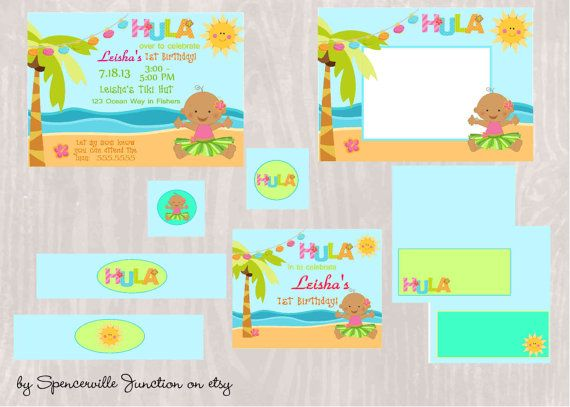 Pool Party Invitation Blank – Blank Pool Party Invitations
