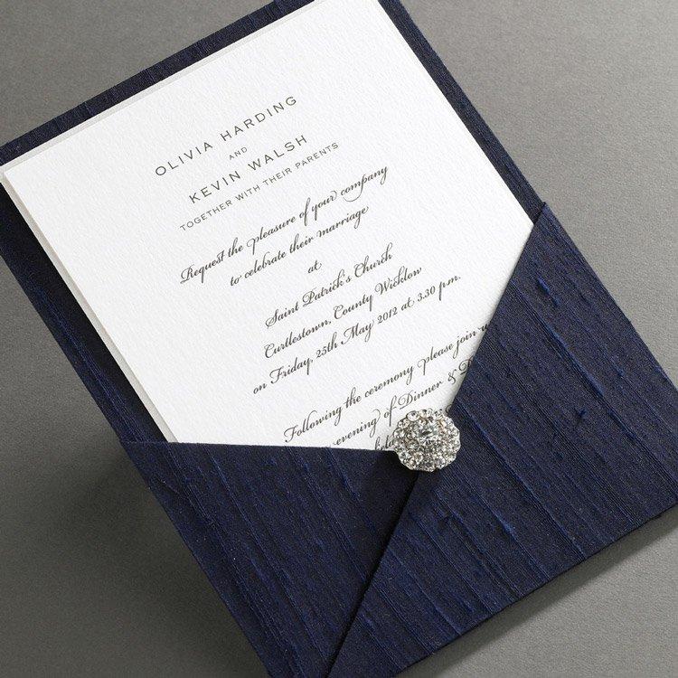 Luxury Birthday Invitations