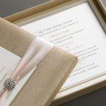 Luxury Wedding Invitation Boxes