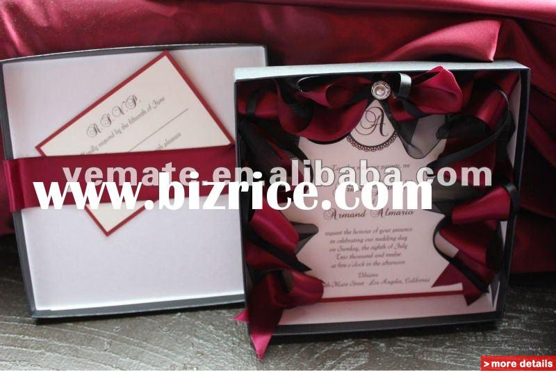 Madeline Wedding Invitations And Favors