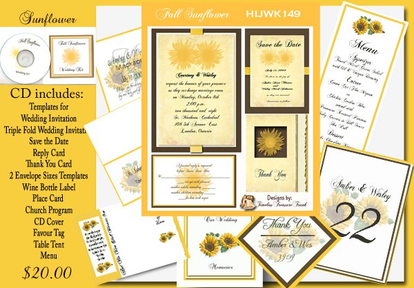 Make Your Own Wedding Invitations Kits Uk