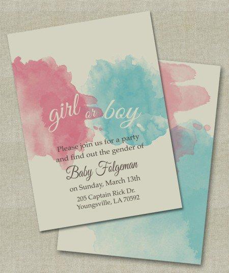 Making Baby Shower Invitations Online