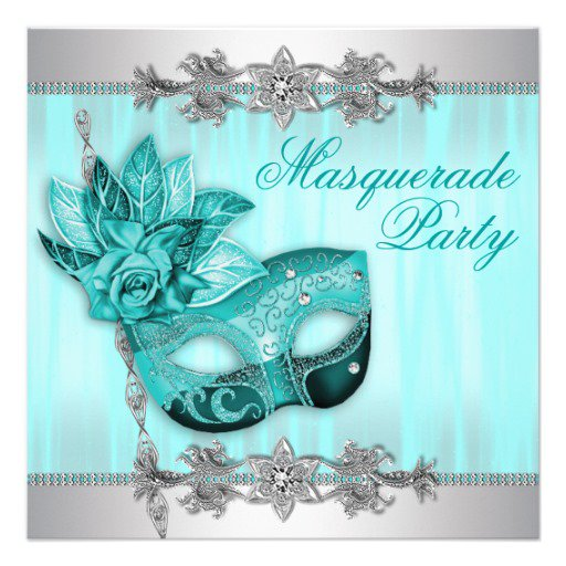 masquerade invitations template free - masquerade invitation templates