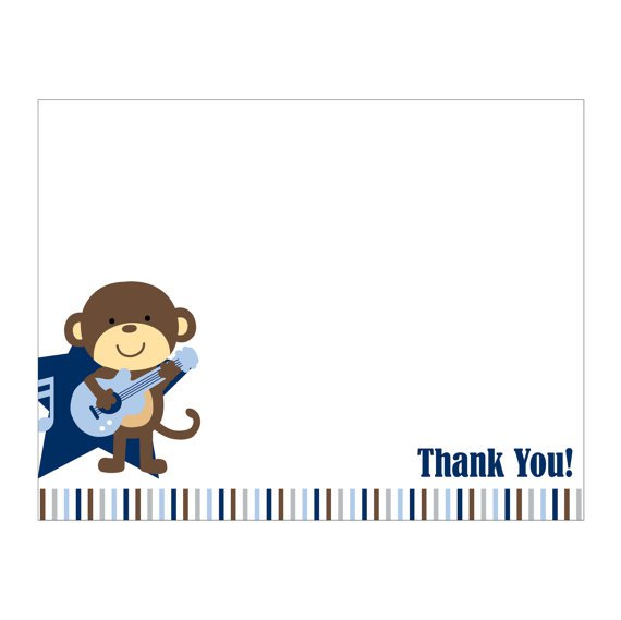 Matching Baby Shower Invitations Thank You Cards