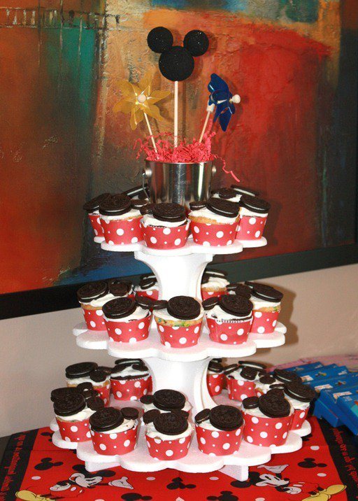Mickey Mouse Birthday Cakes At Walmart