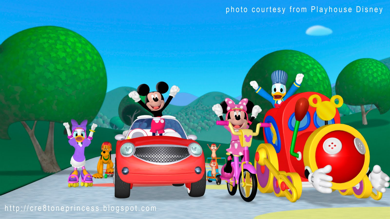 Mickey Mouse Clubhouse Disney Junior Games