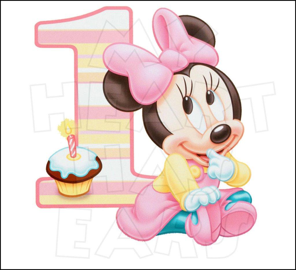 Mickey Mouse Happy Birthday Clip Art