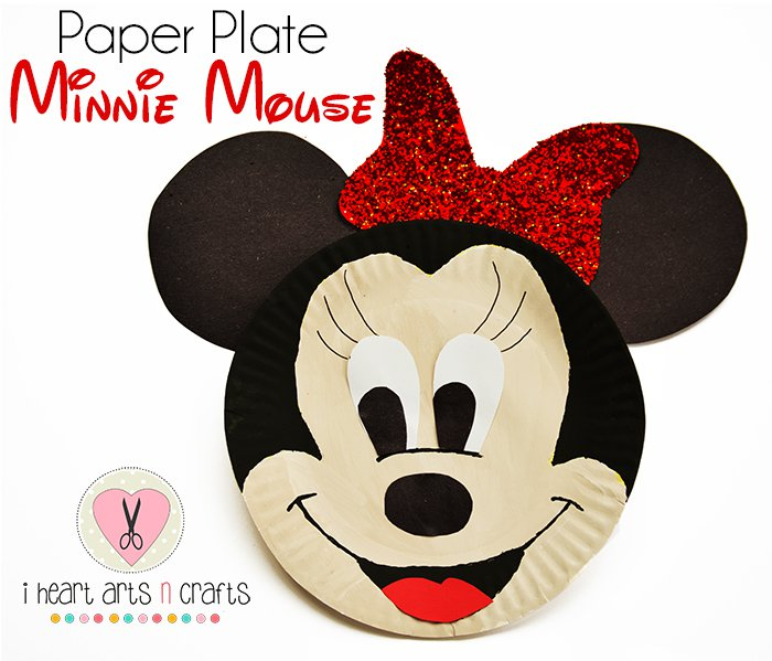 Minnie Mouse Craft Activities