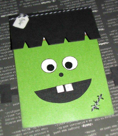 Monster Invitations For Halloween
