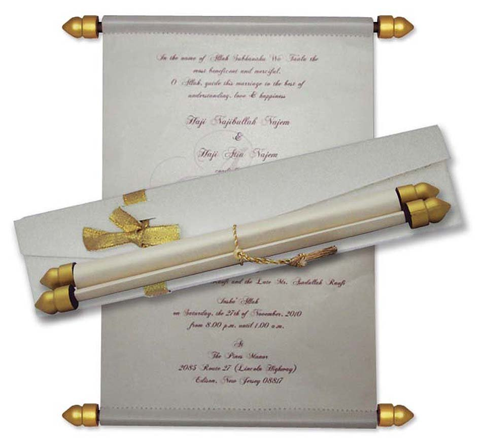 Most Stunning Wedding Invitations