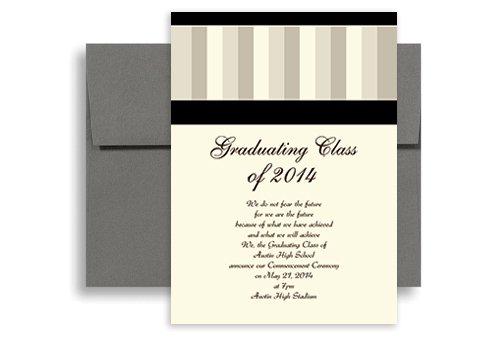 Ms Office Templates Graduation Invitation
