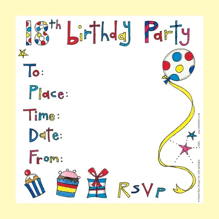 My Little Pony Birthday Party Invitation Template Free