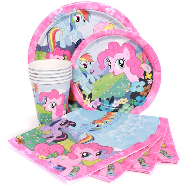 My Little Pony Invitations Party City