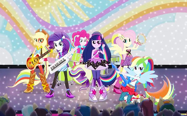 My Little Pony Pinkie Pie Song
